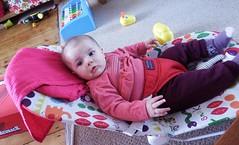 Good Morning Grandma (vw4y) Tags: granddaughter goodmorning realisation inthehouse grandnany