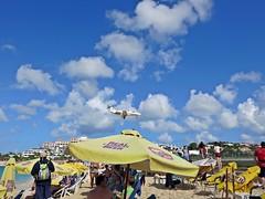 IMG_0421 maho beach st maarten (M0JRA) Tags: beach st airport aircraft jets planes maho maarten
