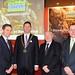 IHF2015 Jim Dollard, Electric Ireland, Stephen McNally, IHF President, Minister Ring and Alan Waite, Brakes