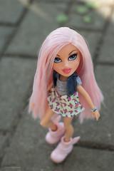 cloe (olgabrezhneva) Tags: people portrait indoor doll dolls dollz toyz toys girl girls girlz cartoon illustration toy dollpicture dollcollection  outfit dolsoutfit hobby monsterhighdolls cloe bratz mga mgaintertainment cloebratz