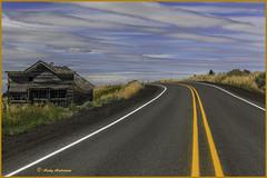 Roadside Relic - Mayville, OR (wallawallaswede) Tags: cascadelakes condon paintedhills smithrock