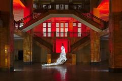 Nachts im Kaufhaus (Sven Grard (lichtkunstfoto.de)) Tags: lightart lightpainting lichtkunst lichtmalerei light lights licht kaufhaus grlitz meyeroptikgrlitz sooc glpu pholac2016 bulb nophotoshop nikon ledlenser