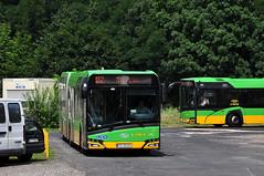 Solaris Urbino 18 #1284 #1909 MPK Pozna (3x105Na) Tags: solaris urbino 18 1284 1909 mpk pozna mpkpozna tramwaj polska polen poland bus autobus