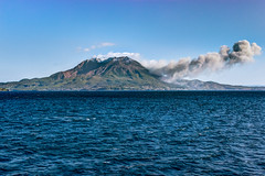 Sakurajima eruption HDR (JohnShaftFr) Tags: hdr japan kagoshima sakurajima