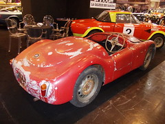 Nardi-BMW Gilco 1948-50 (Zappadong) Tags: auto classic 1948 car race racecar essen automobile voiture racing coche classics bmw techno oldtimer r75 oldie 1950 carshow 1949 renner nardi youngtimer 2016 automobil classica rennwagen gilco oldtimertreffen 194850 zappadong nardibmw