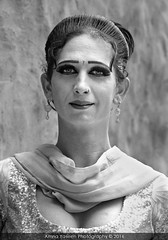 Living on The Edge of Society (Amna Yaseen) Tags: pakistan makeup lahore eunuch 2016