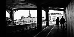 In change (Per sterlund) Tags: street city bw monochrome mono stockholm streetphotography panasonic slussen gamlastan oldtown bnw baw 2016 photographiederue gatufoto fotografadecalle fotografiadistrada strasenfotografie