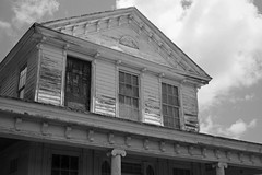(History Rambler) Tags: old abandoned house home rural south antebellum plantation southern virginia decay ruin forgotten details