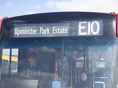 Arriva London ENR6 LK65 EKV (Glenn De Sousa) Tags: county bus london festival kent south east b15 e10 b13 arriva b12 thameside 2016 showground 347 346 detling enr6