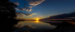 Sunset 2016 (J. ka) (wilco79) Tags: canon canonefs18200mmf3556is clouds sky sunset sun outdoor eos500d pov pointofview panorama landscape light cloud
