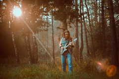 IMG_4927 (rodinaat) Tags: longhair longhairman longhairedman longhaired beard bearded metal metalhead powermetal trashmetal guitar musican guitarplayer brutal forest summer sun