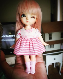 Available on my Etsy soon #Buttonpaperscissors #handsewn #dollstagram #toystagram #latiyellowluna