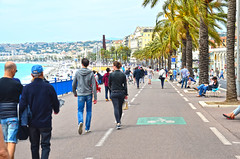 Bienvenue  Promenade des Anglais, Nice; une des plus belles villes de France (triggercellhd) Tags: 2016 spring europe italy spain triggercell moments explore wanderlust travel mrworldwide culture contiki adventure vacation roadtrip tourist eurotrip espana photography backpack italia goodtime memories tour mhighlights16 frenchriviera nice