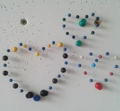 love and the office (martini_bianca) Tags: pinwand pins stecknadeln pinnwand bro office herz herzen hearts heart cuori cuore martinibianca bureau