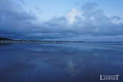 20160804-49 St Nic Coucher de soleil Heure Bleue 9736 (laurent lhermet) Tags: coucherdesoleil pentrez sel1650 saintnic sonya6000 stnic bluehour heurebleue sonyilce6000 sunset