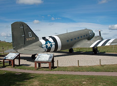 43-15073 C-47A Skytrain (Irish251) Tags: 4315073 c47a skytrain douglas c47 merville battery batterie museum normandy france