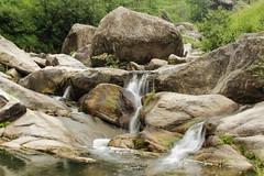 Waterfall (eemoboo) Tags: waterfall nature oghi kpk pakistan rocks