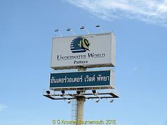 Underwater World, Sukhumvit road, Pattaya, Chonburi Province, Thailand. (samurai2565) Tags: chonburi chonburicity chonburiprovince banglamung floatingmarketsinthailand muangchonburi sukhumvitroad pattayafloatingmarket beachroad festivalshoppingmall walkingstreet jomtien underwaterworld