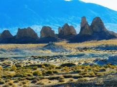 Trona Pinnacles #15 (jimsawthat) Tags: erosion geology tufa rural ridgecrest california highdesert tronapinnacles orton enhanced hoodoos