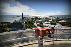 HANKO tower view (pentlandpirate) Tags: hanko finland hango suomi islands archipelago seaside town marina baltic sea