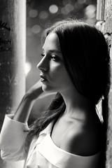 Chiara (Be ppe) Tags: agnese chiara woman venice cute cool venise beautiful sensual sexy shadows light