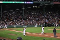Big pitch to Mookie (ConfessionalPoet) Tags: redsox baseball mookiebetts rightfielder rf batter hitter homeplate davidortiz bigpapi designatedhitter firstbase baserunner dh vanceworley reliefpitcher rhp