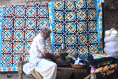 Working from Home (Akhuwat BPP) Tags: sukkur pakistan interest free loans microfinance entrepreneurship ordinary people small business working from home akhuwat