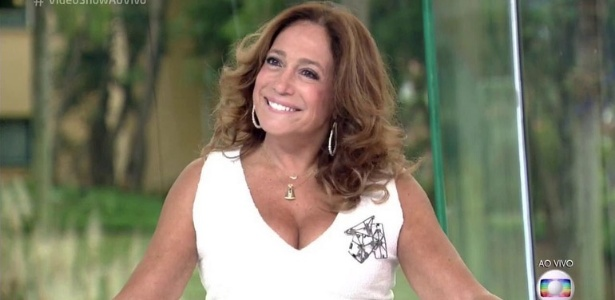 """No """"Vídeo Show"""", Susana Vieira fala sobre ator com fama de """"pênis pequeno"""""""