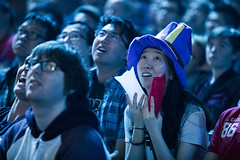 SSG vs TSM (lolesports) Tags: worlds leagueoflegends worldchampionship worlds2016 groupstage groups lolesports lol caitlin fan sanfrancisco california usa