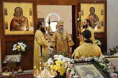 54. Church service in Svyatogorsk / Богослужение в храме г.Святогорска 09.10.2016