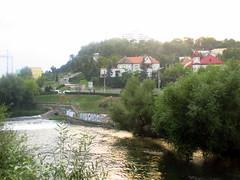 Cluj-Napoca - Someul Mic river and Cetuia hill (Bogdan Pop 7) Tags: romnia romania roumanie romnia cluj clujnapoca claudiopolis kolozsvr klausenburg kolozsvar erdely erdly europe ardeal old city centre 2016