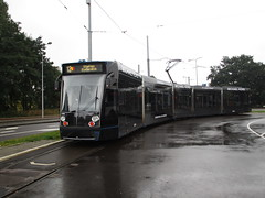 GVBA tram 2088 Amstelstation Amsterdam (Arthur-A) Tags: gvb gvba amsterdam lijkwagen hearse tram tramway strassenbahn streetcar electrico tranvia tramvia combino