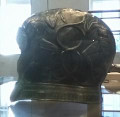 7th century Helmets (SandraNestle) Tags: ancient sandranestle metropolitanmuseumofart art history helmets handcrafted nyc usa