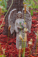 angel statue (timp37) Tags: angel statue illinois 2016 july lake katherine summer palos