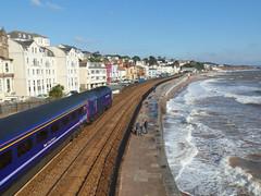 43193 Dawlish (Marky7890) Tags: gwr 43193 class43 hst 1a82 dawlish railway station devon train
