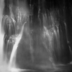 Burney Falls (Tony Pulokas) Tags: california burneyfalls waterfall blur motionblur stream creek river mcarthurburneyfallsmemorialstatepark winter photoshop