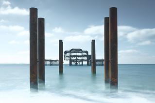 The Old Pier Brighton