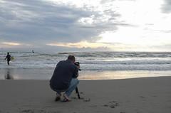 photographer (Alberto Cameroni) Tags: toscana versilia mare spiaggia sera leica leicaxtyp113 lidodicamaiore photographer