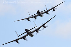 3646 2 Lancaster (photozone72) Tags: lancaster avro 2lancsuk cwhm bbmf rafbbmf portrush airshow warbirds wwii bomber aviation airshows aircraft props canon canon100400mmf4556l 7d