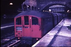 1938 stock at Whitechapel (cibulukutu) Tags: 1938stock whitechapel londonunderground