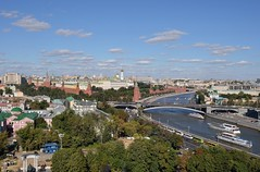 Kremlevskaya Embankment () Tags: kremlevskaya embankment          moscow russia    kremlin
