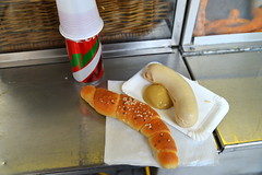 Augsburg Sausage (pringle-guy) Tags: nikon salzburg austria europe   sausage food market sausages