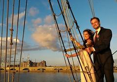Op #romantische wijze #trouwen #ophetwater....Trouwschip #Bounty verzorgd voor ieder bruidspaar hun een mooiste #Trouwdag #top #Trouwlocatie http://ow.ly/JqpT305nXj7