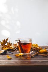 Maple Cider Tea Hot Toddy with Stash Tea (kayleighkosmas) Tags: tea stash hot toddy autumn winter cocktail