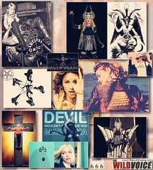 Madonna, The Occult, Esther and Ishtar (The Wild Voice) Tags: celebrities famous madonna esther ashtar babylonian babylon star luisa veronica ciccone morningstar morning pop music lucifer satan satanic occult freemasonry luciferian illuminati showbiz eastern thewildvoice wild voice satanism