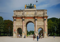 "Arc de Triomphe du Carrousel • <a style=""font-size:0.8em;"" href=""http://www.flickr.com/photos/29084014@N02/15431767013/"" target=""_blank"">View on Flickr</a>"