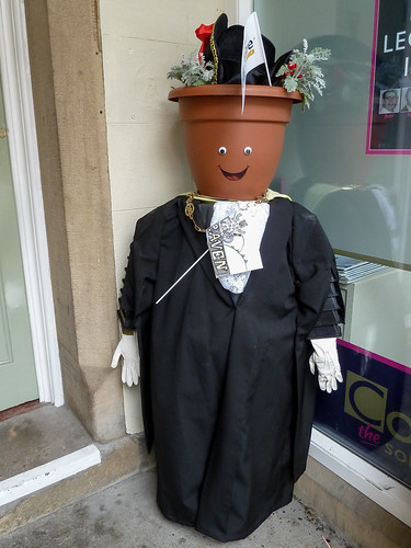 Settle Flowerpot Festival - Town Mayor