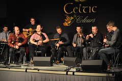 Pipers' Ceilidh finale - St. Ann's - 10/12/14 - photo: Mats Melin