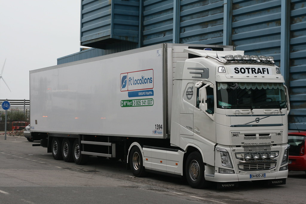 The world 39 s best photos of fish and lorry flickr hive mind for Garage volvo boulogne sur mer