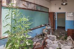 Mattoon Elementary School (AP Imagery) Tags: school abandoned decay kentucky ky elementary urbanexploring urbex mattoon matoon